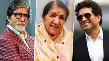 सचिन तेंदुलकर-अमिताभ बच्चन ने लता मंगेशकर के जन्मदिन पर जारी किया Video, स्पेशल अंदाज में दी बधाई