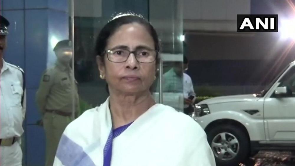 सीएम ममता बनर्जी ने बीजेपी पर लगाया आरोप, कहा- बंगाल में NRC को लेकर भय पैदा करने वाली पार्टी पर धिक्कार है