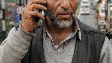 जम्मू-कश्मीर: घाटी में लैंडलाइन पर एक मिनट बात करने के लिए चुकाने पड़ रहे हैं 50 रुपए