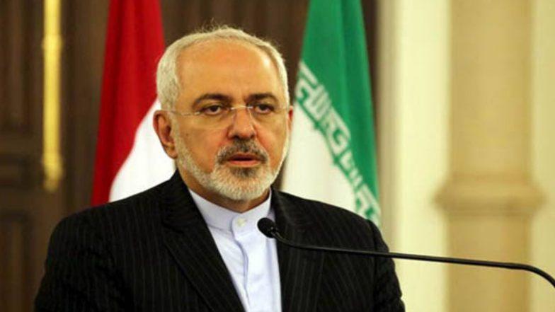 ईरान के विदेश मंत्री मोहम्मद जवाद जरीफ ने अमेरिकी राष्ट्रपति चुनाव में दखल देने की कोशिश करने के आरोपों को किया खारिज