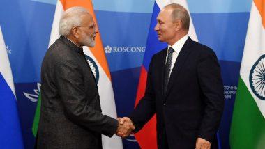 ईस्टर्न इकोनोमिक फोरम से पीएम मोदी का ऐलान- रूस को भारत देगा 1 बिलियन डॉलर का कर्ज