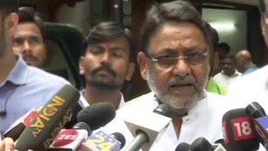 झारखंड: एनसीपी नेता नवाब मलिक ने बीजेपी पर कसा तंज, कहा- मतदाताओं ने पीएम मोदी और अमित शाह के 'अहंकार' को किया चूर