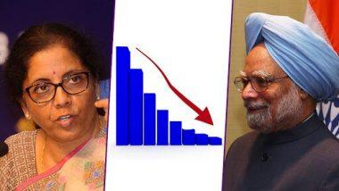 वित्त मंत्री निर्मला सीतारमण ने अर्थव्यवस्था में मंदी पर मनमोहन सिंह के बयान को किया खारिज, कहा- उद्योग की समस्याओं पर सरकार का ध्यान
