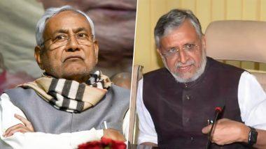 पटना में दशहरा समारोह में बीजेपी नेताओं की गैरमौजूदगी पर बिहार में राजनीतिक बयानबाजी शुरू