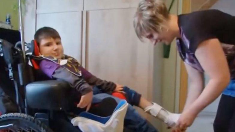 दूषित बीफ वाला बर्गर खाने के 8 साल बाद हुई बच्चे की मौत, न चल पाता और न ही बोल पाता था, देखें वीडियो