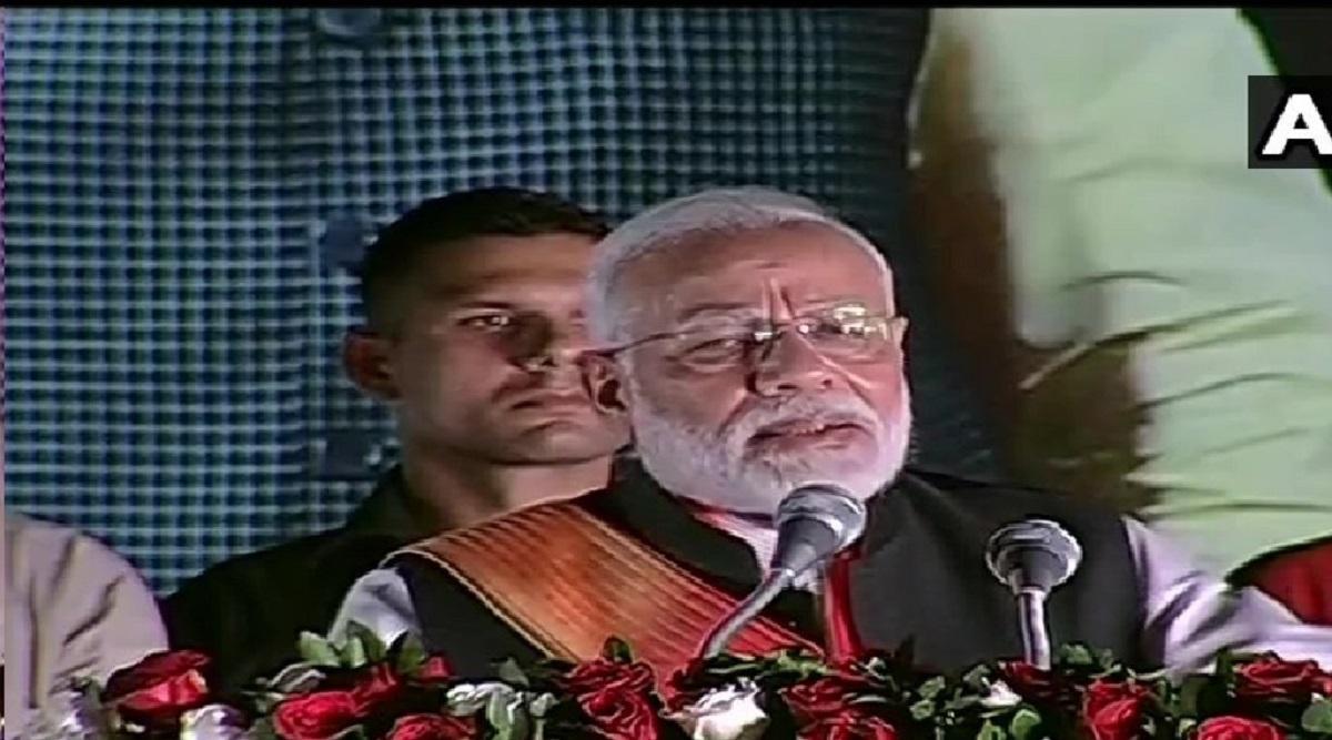 प्रधानमंत्री नरेंद्र मोदी ने लौटे भारत, कहा- पिछले पांच सालों में विश्व मंच पर भारत के प्रति सम्मान काफी बढ़ा