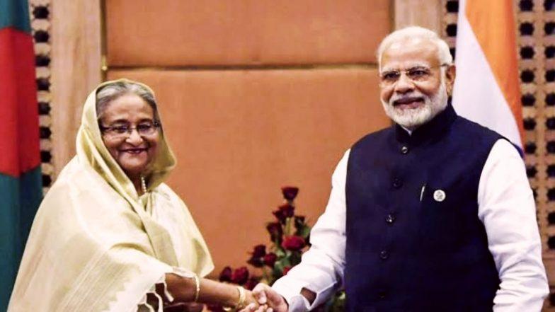 संयुक्त राष्ट्र: पीएम नरेंद्र मोदी और बांग्लादेश की प्रधानमंत्री शेख हसीना ने आतंकवाद को बर्दाश्त न करने का दोहराया रुख