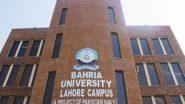 पाकिस्तानी शिक्षण संस्थान का अजीबोगरीब फरमान,  छात्र-छात्राओं को एक-दूसरे से अलग बैठाने और दूरी बनाये रखने का दिया आदेश