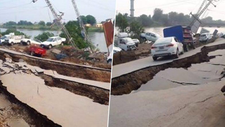 उत्तर पाकिस्तान में भूकंप के झटके से PoK में दो  की मौत, 100  घायल