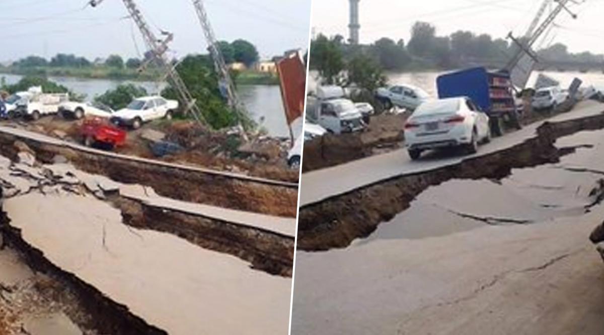 भूकंप से पाकिस्तान में भारी तबाही, 5 की मौत, 50 घायल: पाक मीडिया रिपोर्ट