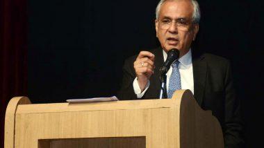 नीति आयोग के उपाध्यक्ष राजीव कुमार बोले, 50 खरब डॉलर की अर्थव्यवस्था बनने के लिए लोगों का सेहतमंद होना जरूरी