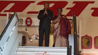 राष्ट्रपति रामनाथ कोविंद के प्लेन में हुआ Rudder Fault, स्विट्जरलैंड में 3 घंटे रुकी रही फ्लाइट- एयर इंडिया ने दिए जांच के आदेश