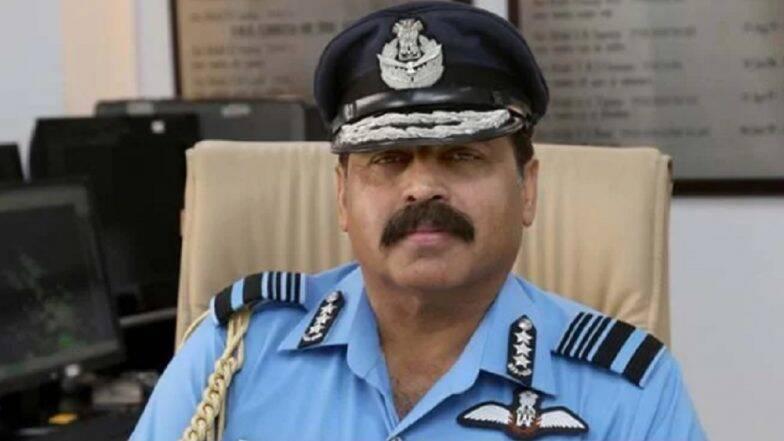 एयर मार्शल आरकेएस भदौरिया होंगे अगले वायुसेना अध्यक्ष, लेंगे बीएस धनोआ की जगह