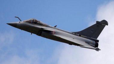 दुश्मनों की अब खैर नहीं, भारतीय वायुसेना को फ्रांस से मिला पहला राफेल विमान, IAF की ताकत हुई दोगुनी