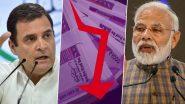राहुल गांधी ने 'Howdy Modi' इवेंट से पहले ट्वीट कर कसा तंज, कहा-मोदी जी अर्थव्यवस्था कैसी है? ऐसा लगता है कि बहुत ठीक नहीं है