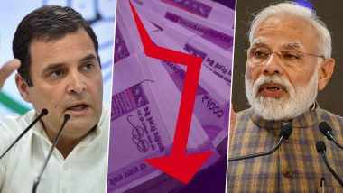 राहुल गांधी ने Howdy Modi इवेंट से पहले  ट्वीट कर कसा तंज, कहा-मोदी जी अर्थव्यवस्था कैसी है? ऐसा लगता है कि बहुत ठीक नहीं है।