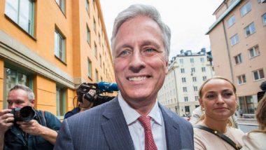 अमेरिकी राष्ट्रपति डोनाल्ड ट्रंप ने रॉबर्ट ओ'ब्रायन को चुना नया NSA, जॉन बोल्टन की जगह लेंगे