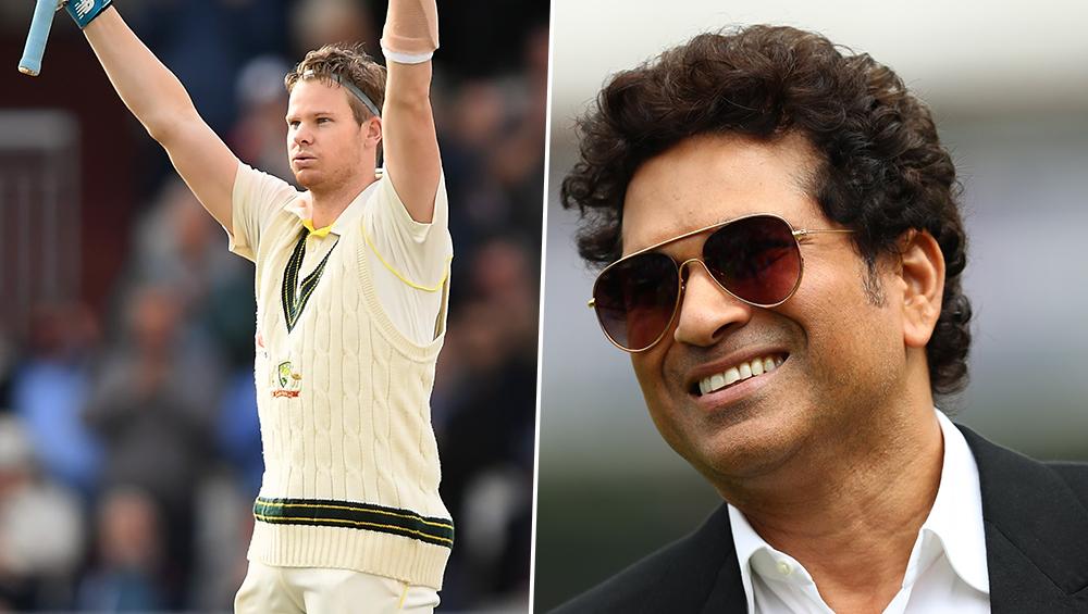 Ashes 2019, 4th Test: स्टीव स्मिथ की धांसू पारी देख सचिन तेंदुलकर भी हुए उनके मुरीद, किया यह शानदार ट्वीट