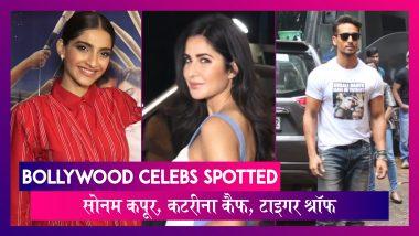 Bollywood Celebs Spotted: The Zoya Factor की स्क्रीनिंग में Sonam Kapoor, Katrina Kaif हुए स्पॉट