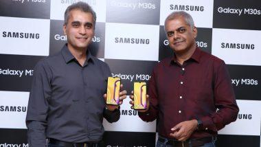 Samsung Galaxy M30s: सैमसंग ने लॉन्च किया बेहतरीन बैटरी बैकअप वाला स्मार्टफोन गैलेक्सी एम30एस