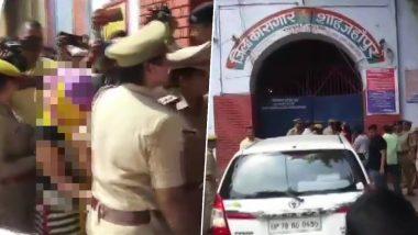 चिन्मयानंद से उगाही के मामले में आरोपी छात्रा को SIT कोर्ट ने 14 दिन की न्यायिक हिरासत भेजा