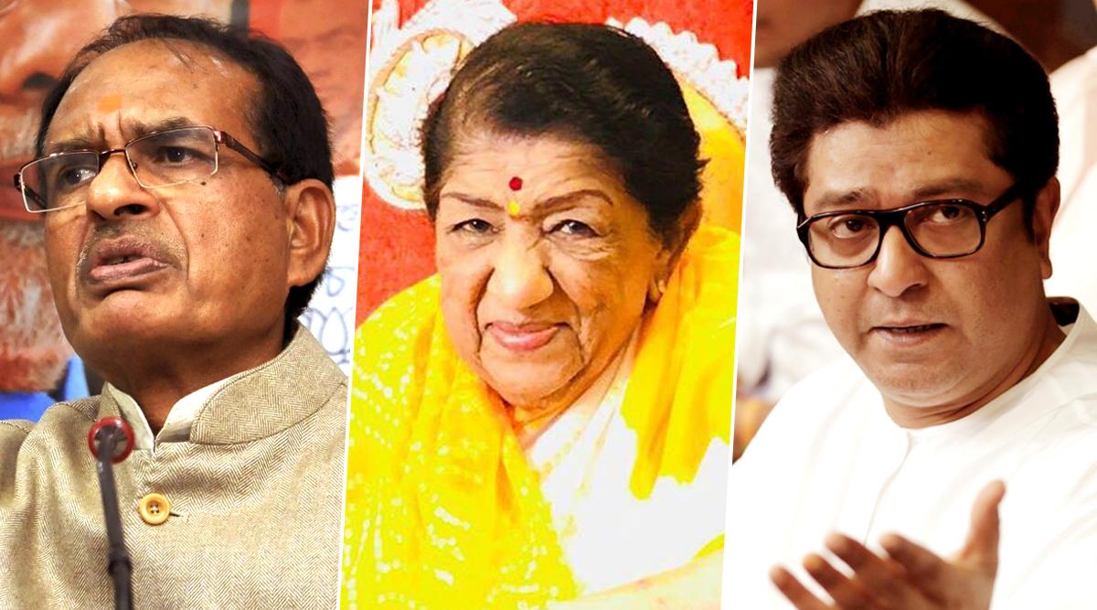 लता मंगेशकर के जन्मदिन परशिवराज सिंह चौहान-राज ठाकरे ने ट्विटर पर लिखा ये स्पेशल मैसेज