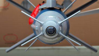 बालाकोट में तबाही मचाने वाली स्पाइस-2000 बमों की पहली खेप वायुसेना के बेड़े में हुई शामिल
