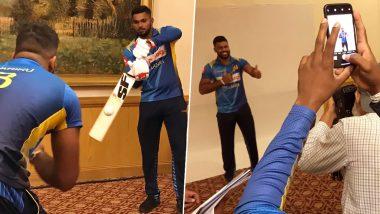Pak vs SL Series 2019: पाकिस्तान दौरे पर मौज-मस्ती करते हुए नजर आए श्रीलंकाई खिलाड़ी, देखें तस्वीरें
