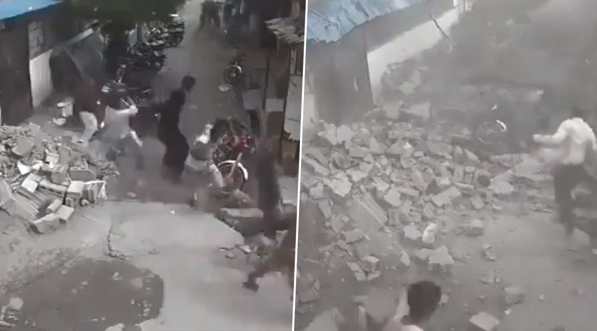 POK के भूकंप का दिल दहला देनेवाला वीडियो आया सामने, पल भर में सब कुछ हो गया तबाह, देखें वीडियो