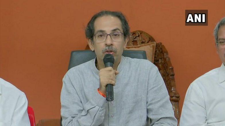 महाराष्ट्र विधानसभा चुनाव 2019: बीजेपी के साथ सीट बंटवारे को लेकर शिवसेना प्रमुख उद्धव ठाकरे का बड़ा बयान, एक-दो दिन में होगा ऐलान