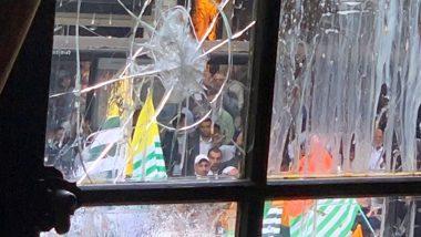 लंदन दूतावास के बाहर हुई हिंसा को भारत ने बताया 'अस्वीकार्य', पाकिस्तानी समर्थकों पर कड़ी कार्रवाई करने के लिए कहा