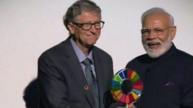 पीएम मोदी को मिला स्वच्छ भारत अभियान के लिए 'ग्लोबल गोलकीपर अवॉर्ड', कहा- यह करोड़ों भारतीयों का सम्मान जिन्होंने इस संकल्प को अपनाया