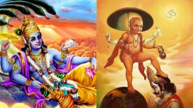 Parivartini Ekadashi 2019: परिवर्तिनी एकादशी पर शयन करते हुए करवट बदलते हैं भगवान विष्णु, वामन अवतार की होती है पूजा, जानें पूजा विधि और महत्व