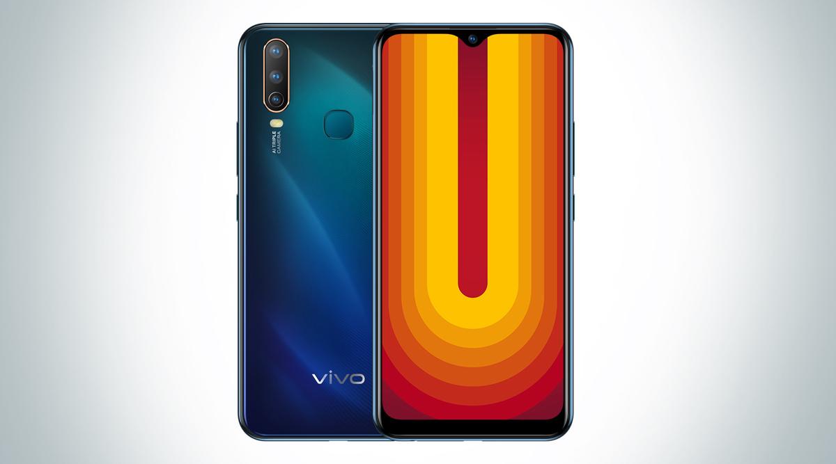 वीवो यू10 लांच, कीमत 8,990 रुपये से शुरू