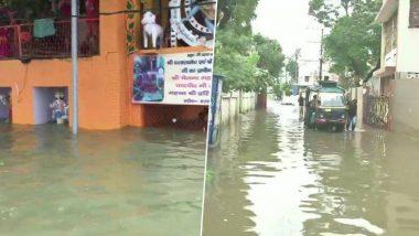 लगातार हो रही बारिश से यूपी और बिहार बेहाल, पटना और प्रयागराज के कई इलाकों में जलजमाव