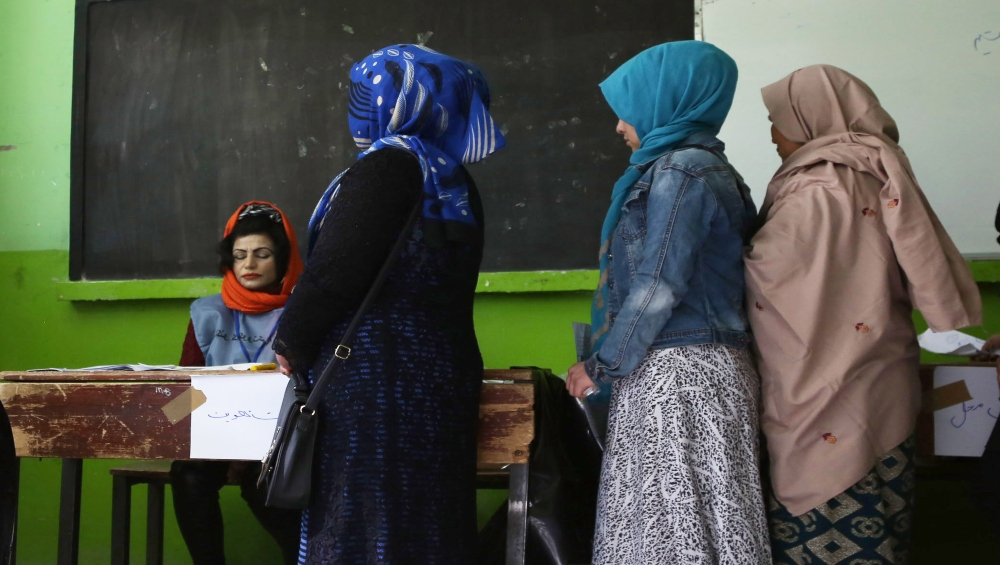 अफगानिस्तान की महिलाएं राष्ट्रपति चुनाव में मतदान देने के लिए प्रतिबद्ध, करना होगा अपने मताधिकार का प्रयो