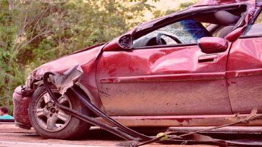 दिल्ली में अनियंत्रित कार ने फुटपाथ पर सो रहे शख्स को कुचला, व्यक्ति की हुई मौत