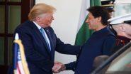 यूएनजीए सत्र में भाग लेने न्यूयॉर्क पहुंचे पाक पीएम इमरान खान, पाकिस्तानी राजदूत असद मजीद खान ने किया स्वागत
