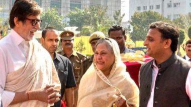 अखिलेश यादव ने बिग बी को दादासाहेब फाल्के पुरस्कार के लिए बधाई तो लोगों ने कहा- योगी सरकार को गाली देने से फुर्सत मिल गई