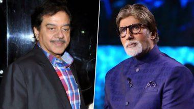 अमिताभ बच्चन को दादासाहेब फाल्के अवॉर्ड मिलने पर अब शत्रुघ्न सिन्हा ने दी बधाई, दोनों स्टार्स के बीच रहा है खट्टा-मीठा रिश्ता