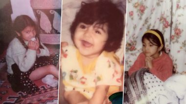 अनुष्का शर्मा ने शेयर की बचपन की फोटोज तो विराट कोहली के फैंस ने कहा- हमारी भाभी सबसे प्यारी