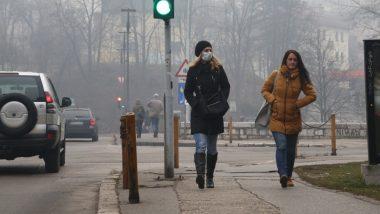 सिंगापुर में खतरनाक स्तर पर पहुंचा वायु प्रदूषण, धुंध फैलने के कारण सांस लेने की समस्या बढ़ी
