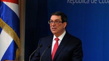क्यूबा सरकार ने अपने 2 राजनयिकों के निष्कासन पर की अमेरिका की आलोचना