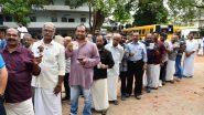 केरल के पाला में 54 साल बाद नया विधायक चुनने के लिए पड़े मतदान, शाम के 6 बजे खत्म होगी प्रक्रिया