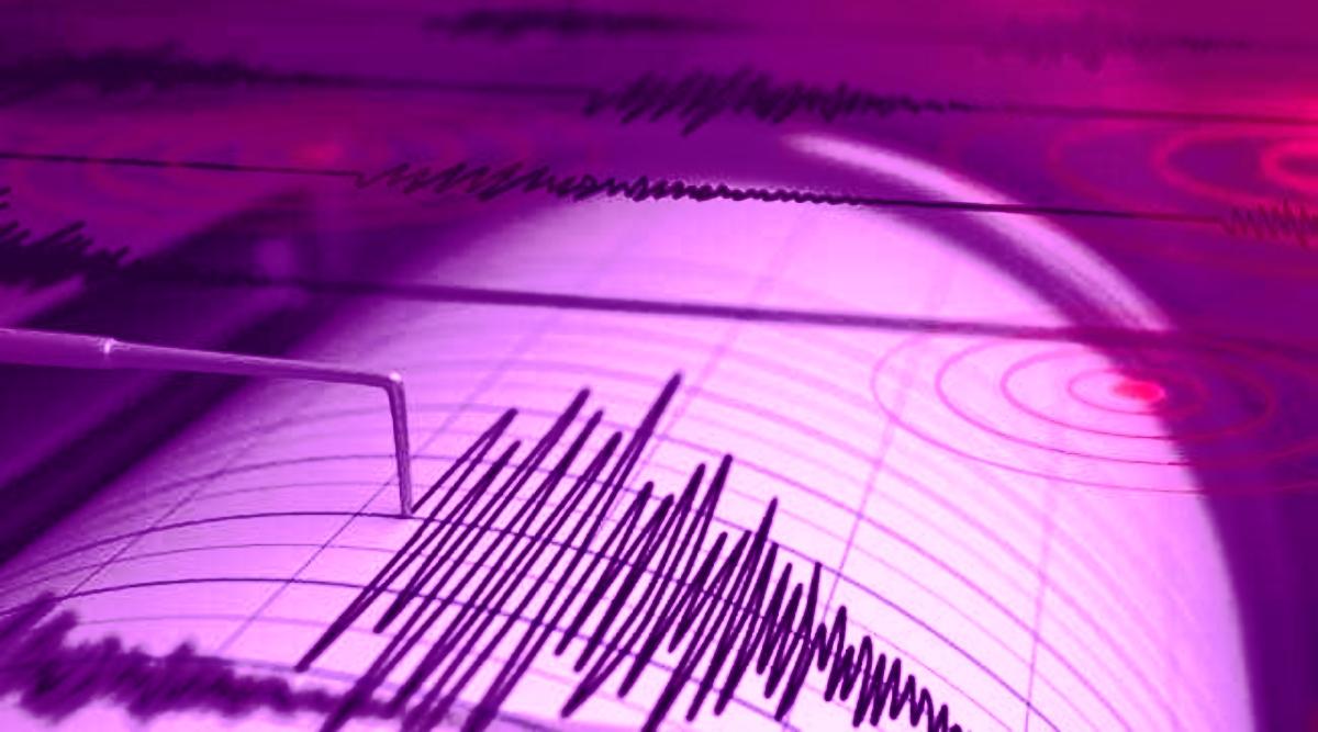 चीन में भूकंप के झटके, रिक्टर स्केल पर तीव्रता 5.1 दर्ज की गई