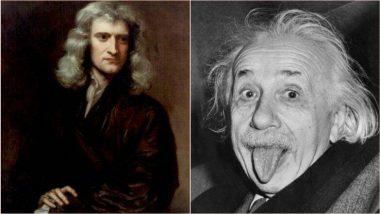 Einstein या Newton किसने की Gravity की खोज? सोशल मीडिया यूजर्स ने पीयूष गोयल के Maths से नहीं चलती अर्थव्यवस्था वाले बयान पर ली चुटकी