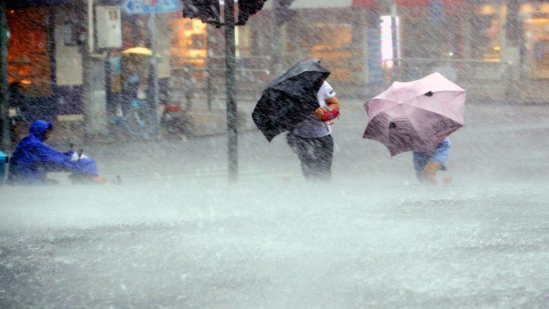 दक्षिण कोरिया की तरफ तेजी से बढ़ रहा तूफान लिंगलिंग, समुद्री मार्ग पर लगाया गया रोक, खराब मौसम के कारण 14 यात्री जहाज रद्द