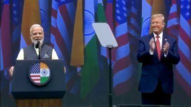 प्रधानमंत्री नरेंद्र मोदी ने अर्थव्यवस्था को लेकर कहा- सकरात्मक डील के लिए अमेरिकी राष्ट्रपति डोनाल्ड ट्रंप के साथ बैठूंगा