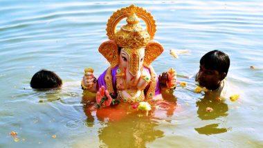 Ganpati Visarjan 2019: आज उत्तर पूजा के बाद होगा भगवान गणेश का विसर्जन, जानिए शुभ मुहूर्त