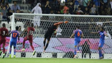 FIFA World Cup 2022 Qualifiers: विश्व कप क्वालीफायर में भारत का शानदार प्नेरदर्शन, कतर को गोलरहित ड्रॉ पर रोका